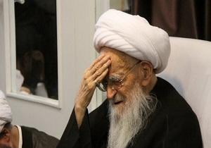 مجلس سوگواری امام باقر(ع)در دفتر مراجع تقلید برپا شد
