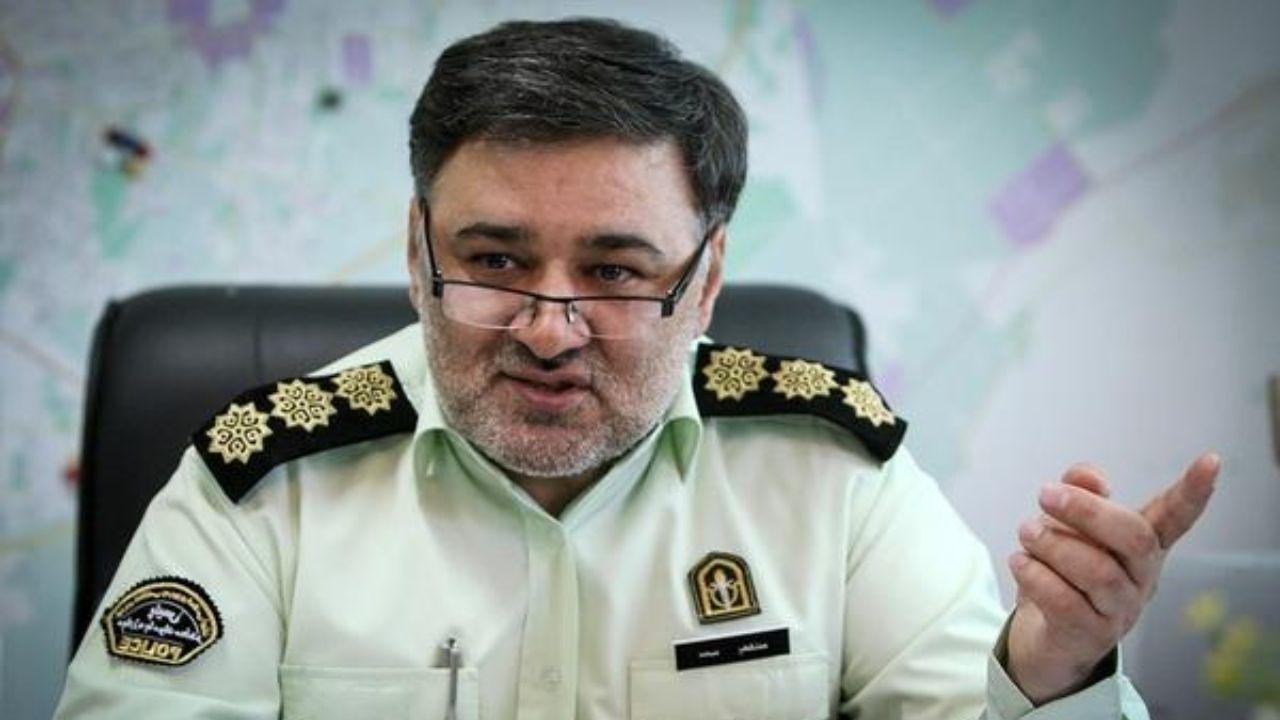 ///// خبر روز یکشنبه منتشر شود/////کشف بیش از ۲۰ کیلوگرم تریاک از مخفیگاه سوداگر مرگ در غرب تهران