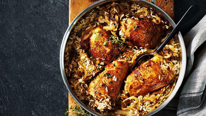باشگاه خبرنگاران -بریانی مرغ کویتی، غذای خوشمزه عربی + دستور تهیه