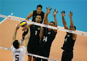 خلاصه والیبال انتخابی المپیک ایران و مکزیک در ۱۹ مرداد ۹۸ + فیلم