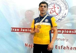 ووشوکار نهاوندی در مسابقات قهرمانی آسیا