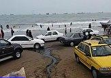باشگاه خبرنگاران -فاضلاب مهمان ناخوانده دریا در بندرعباس + فیلم