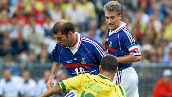 فینال خاطرهانگیز جام جهانی ۱۹۹۸/ فرانسه ۳_۱ برزیل +فیلم