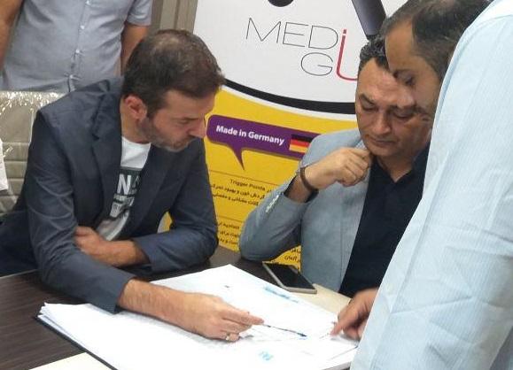 ثبت قرارداد سرمربی استقلال در هیئت فوتبال/ نه قاطع استراماچونی به خبرنگاران