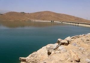 کاهش وردی آب به سدهای استان همدان