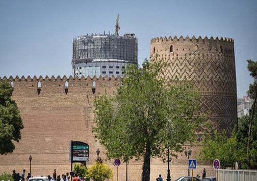 آتش سوزي هتل آسمان آخرين فرصت ميراث كريم خان زند براي ثبت در فهرست يونسكو/ ضرر جهاني در ازاي سود جيب برخي ها!