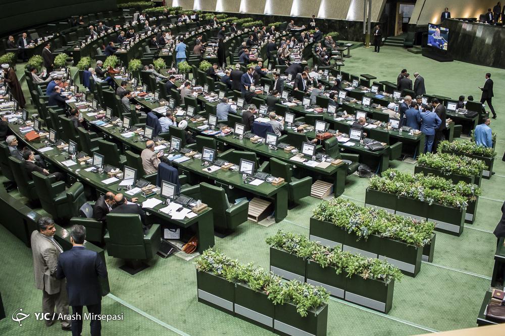 زمان برگزاری جلسات علنی مجلس در هفته آینده تغییر کرد