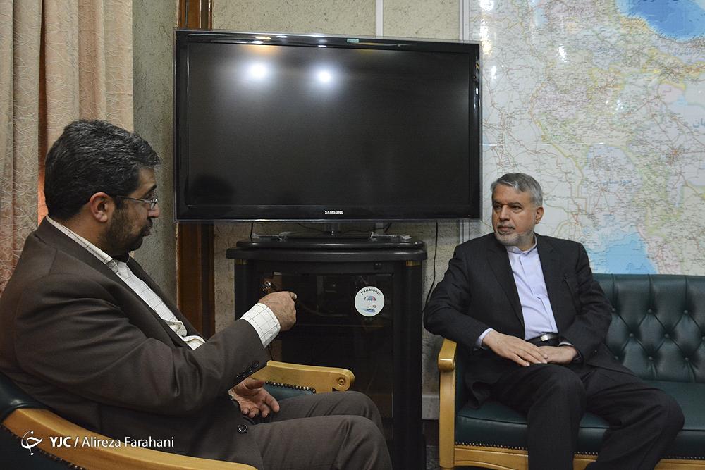 بازدید صالحی امیری از باشگاه خبرنگاران جوان