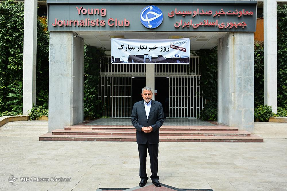 بازدید صالحی امیری از باشگاه خبرنگاران جوان +تصاویر