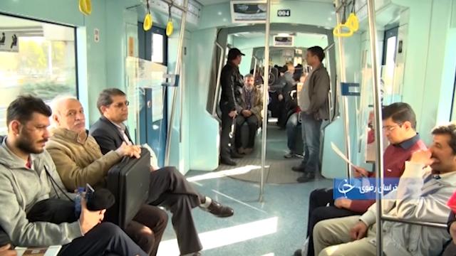 راه اندازی خط سه و چهار قطار مشهد تا ۱۴۰۵ + فیلم