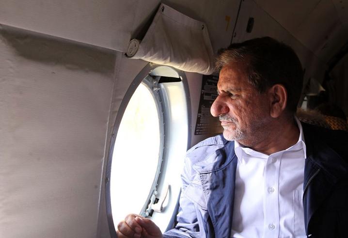 باشگاه خبرنگاران -آقای جهانگیری وارد ترکمنستان شد