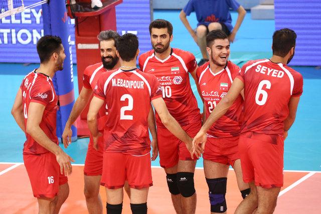 تیم ملی والیبال ایران ۰ - روسیه ۰ / گزارش لحظه به لحظه