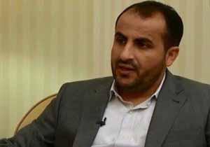 سخنگوی انصارالله: محور گفتوگوها با ظریف حمایت از راهحل سیاسی بحران یمن بود