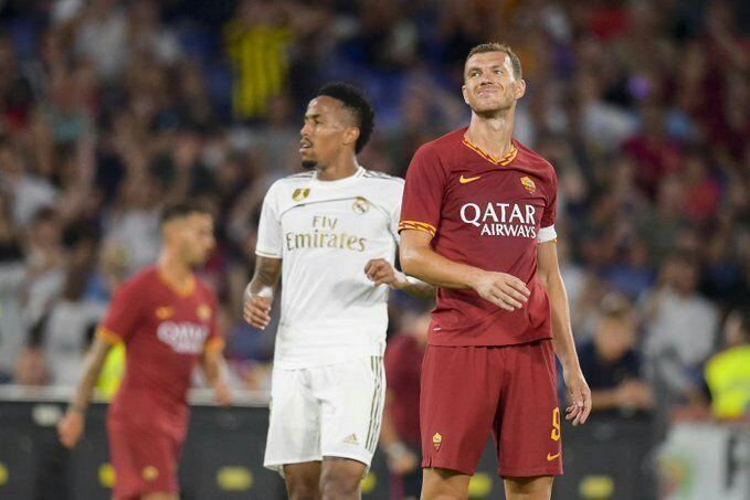 رُم ۲ (۵) - رئال مادرید ۲ (۴) / شکست شاگردان زیدان در ضربات پنالتی مقابل گرگها