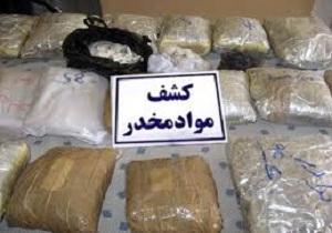 گردش مالی مواد مخدردر ایران برابر ۴۰ درصد بودجه کشور