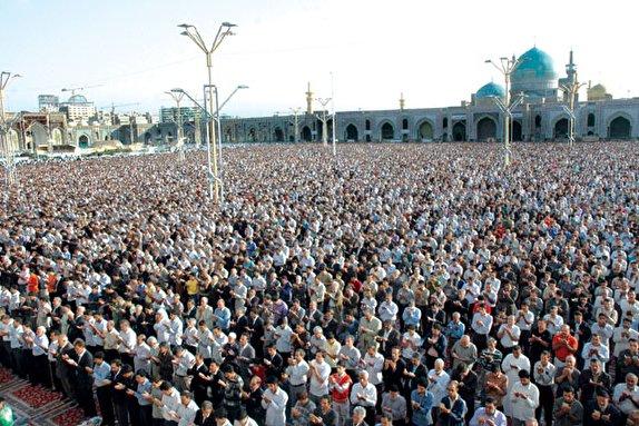 اقامه نماز عید سعید قربان در سراسر کشور