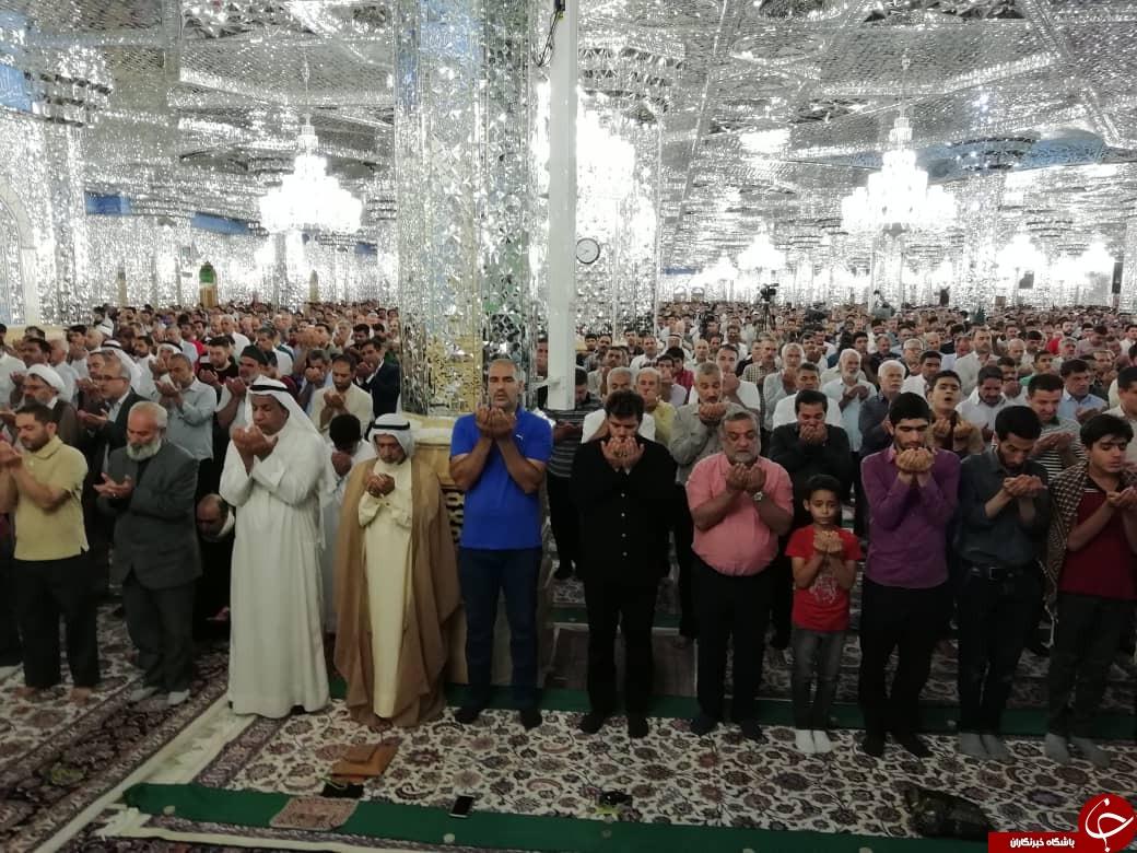 اقامه نماز عید سعید قربان در سراسر کشور + تصاویر