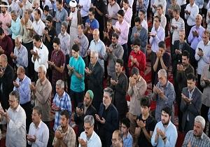 برپایی نماز عید قربان در استان همدان