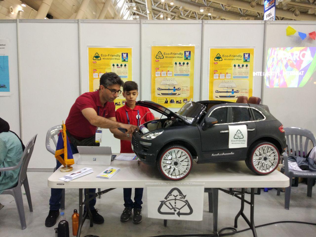 حضور جدی تیمهای ایرانی در مسابقات جهانی رباتیک کرهجنوبی/ایران میزبان مسابقات ۲۰۲۰ خواهد بود