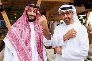 به راه افتادن جنگ توئیتری میان سعودیها و اماراتیها در پی ناآرامیهای عدن