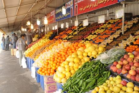 ریزش قیمت میوه در بازار ادامه دارد / کاهش صددرصدی قیمت لیمو ترش در بازار