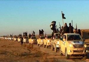 انهدام چند خودروی داعشیها در حمله جنگندههای عراقی