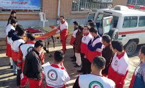 دوره آموزش تخصصی اقدامات پیش بیمارستانی در ایوان برگزار شد