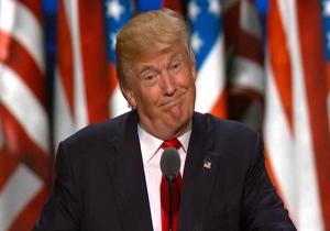 ترامپ لهجه انگلیسی سران ژاپن و کره جنوبی را مسخره کرد!