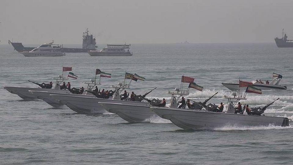 «قایق سراج» چَشم بینای نیروهای مسلح ایران در خلیج فارس + فیلم و تصاویر