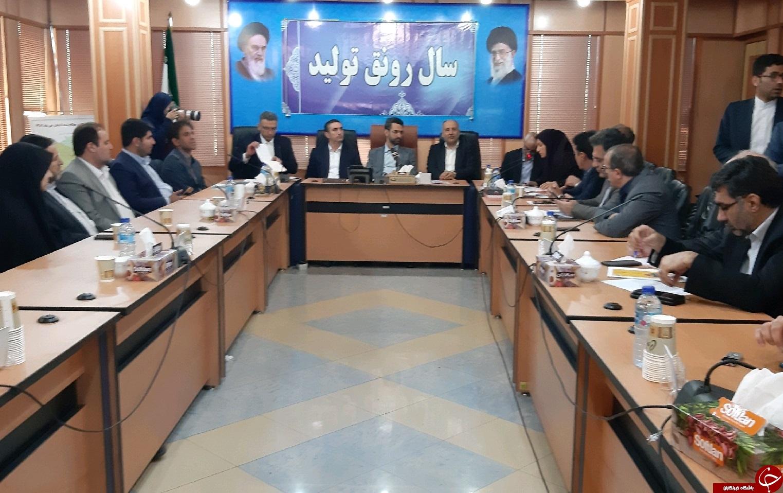 جلسه شورای هماهنگی ICT استان مرکزی با حضور وزیر ارتباطات