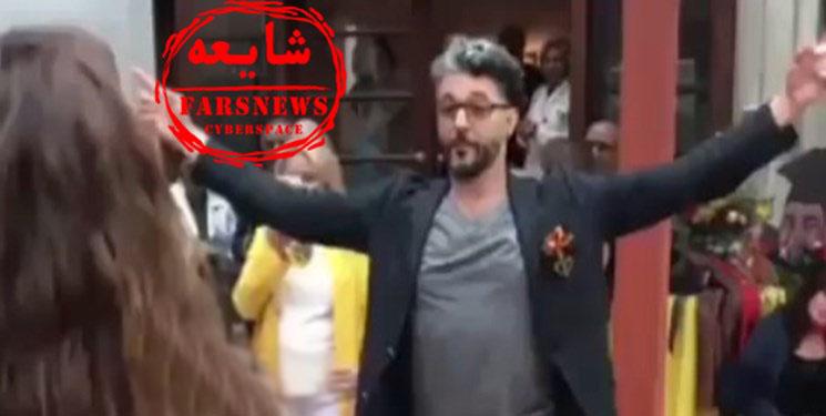 ماجرای فیلم جنجالی از رقص پسر آقای وزیر در مراسم مختلط چیست؟ + عکس