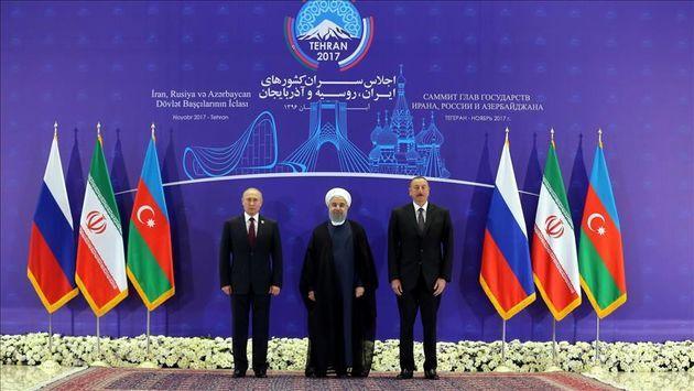 اجلاس سه جانبه سران ایران، روسیه و جمهوری آذربایجان به زمان مناسب موکول شد