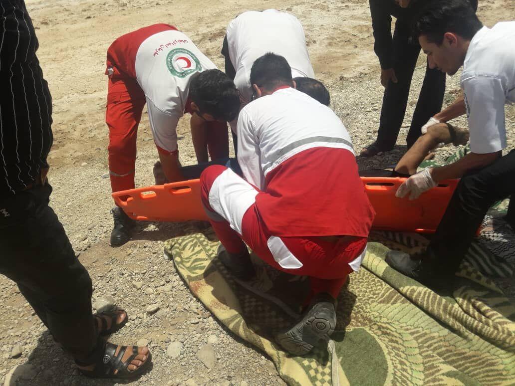 یک کشته در حادثه خوتف تایباد/ ۲ حادثه رانندگی در یک روز و۱۱ مصدوم