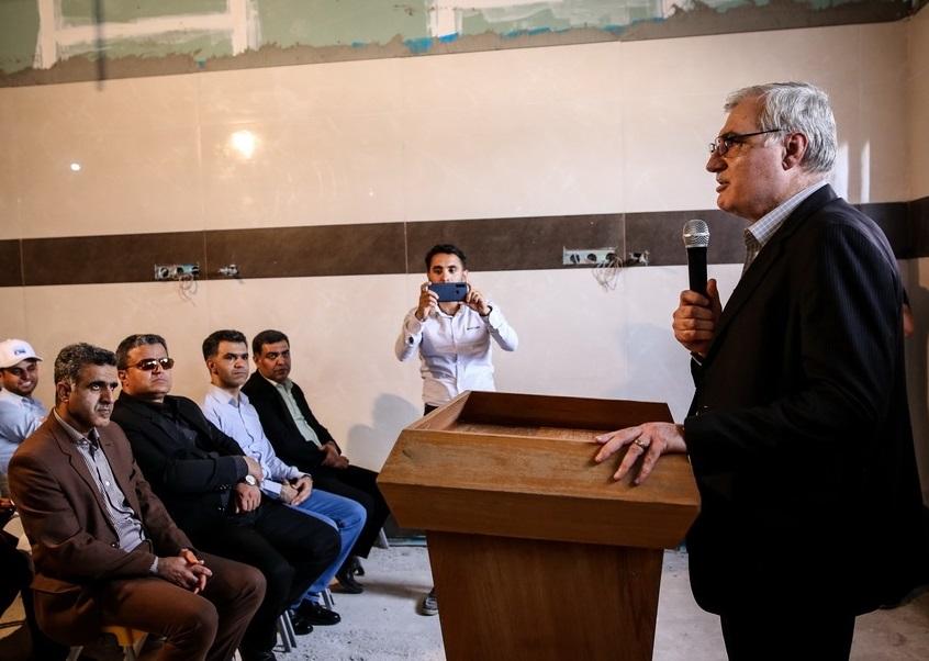 اورژانس هسته ای بوشهر در چند ماه آینده به بهره برداری میرسد