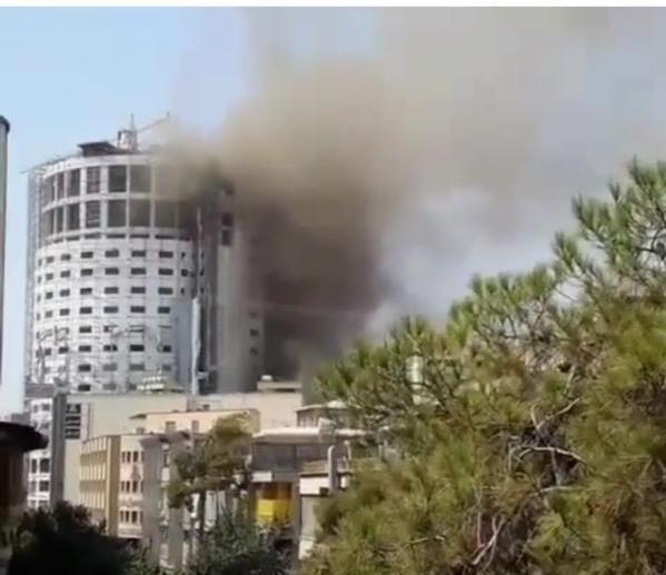 آخرین اخبار از وضعیت هتل شیراز/ آسمان طاقت ایستادن دارد؟