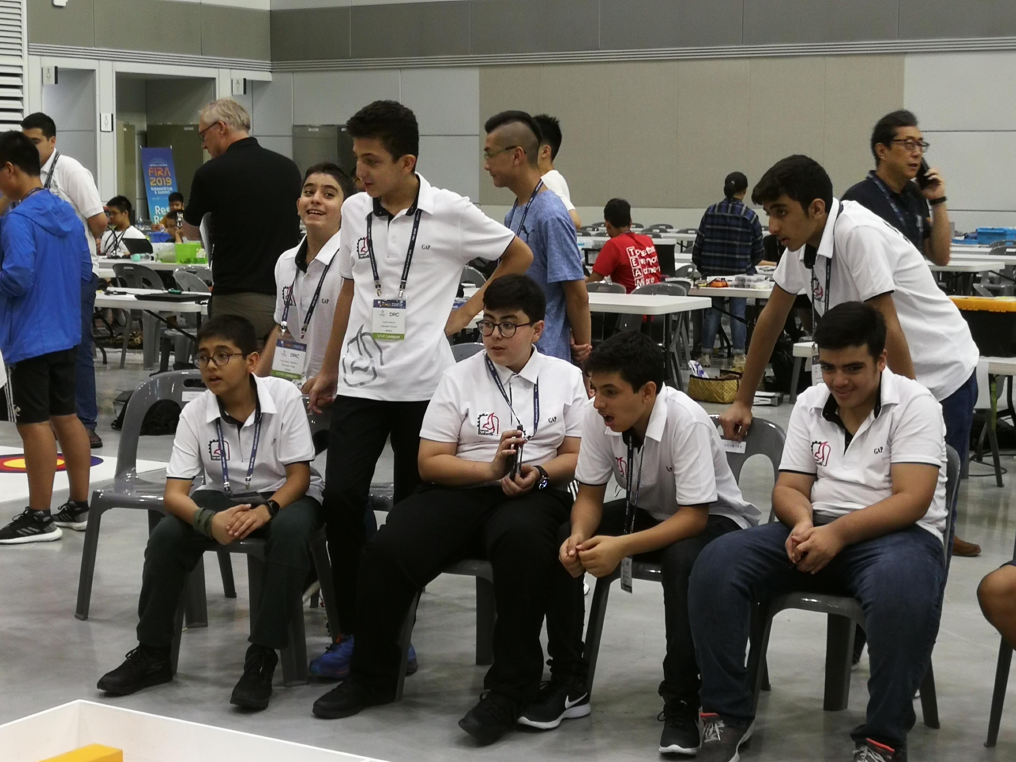 امشب؛ نتایج مسابقات رباتیک کره جنوبی اعلام خواهد شد