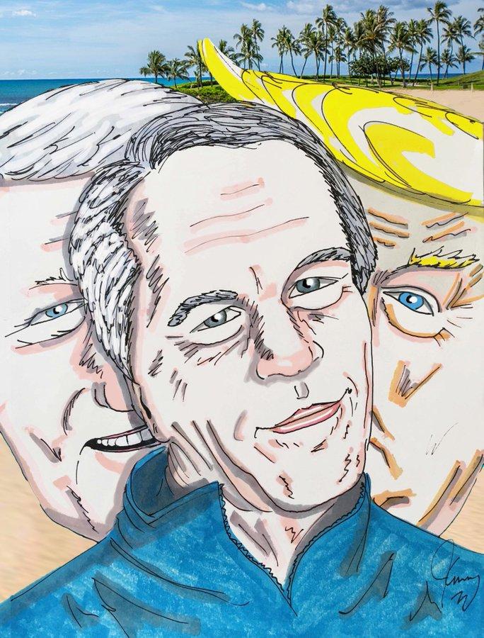 جیم کری با انتشار کاریکاتوری از نحوه مرگ قاچاقچی جنسی کودکان در زندان انتقاد کرد