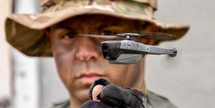 نیروهای آمریکایی در افغانستان به پهپادهای جاسوسی جیبی مجهز شدند