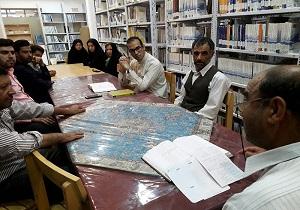 نشست مثنوی خوانی در شهرستان مهریز برگزار شد