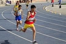 دوندگان سیستان و بلوچستان به رقابتهای کشوری اعزام شدند