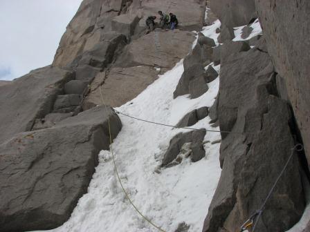 جان باختن دو کوهنورد در دو روز در منطقه علم کوه