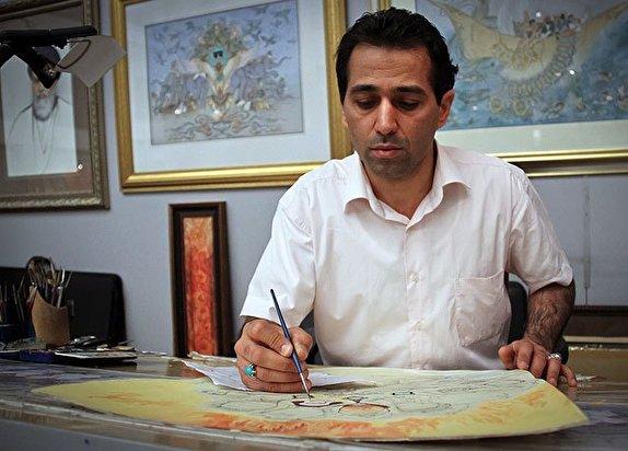 باشگاه خبرنگاران -سرمایه داری علت اصلی انحراف در هنر ایران است/ اقتصاد فقط در هنرهای نوگرا جریان دارد/ پیشکسوتان نگارگری در انزوا هستند