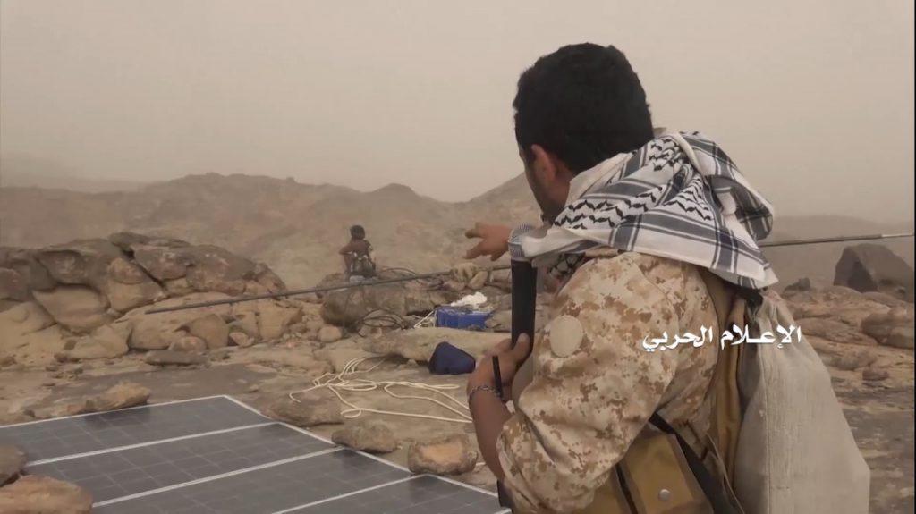 مبارزان یمنی کنترل ۳۷ پایگاه سعودی را در دست گرفتند