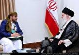 10391846 720 دیدار سخنگوی جنبش انصارالله یمن با رهبر انقلاب اسلامی