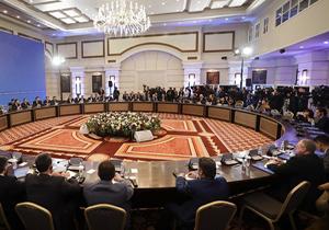 کرملین: دور بعدی مذاکرات آستانه ماه آینده در ترکیه برگزار میشود