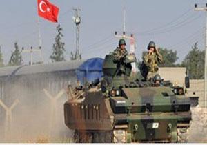 آغاز احداث مرکز عملیات مشترک ترکیه با آمریکا در مرز سوریه