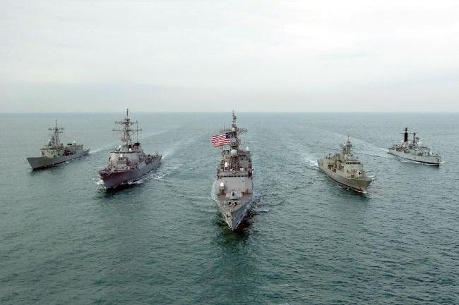 رد درخواست آمریکا برای استقرار ۲ رزمناو در نزدیکی هنگ کنگ توسط چین