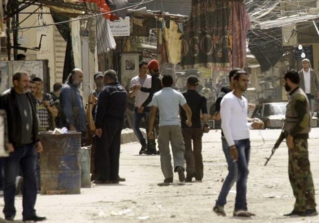 تنش در اردوگاه عین الحلوه لبنان پس از ترور عضو انصار الاسلام