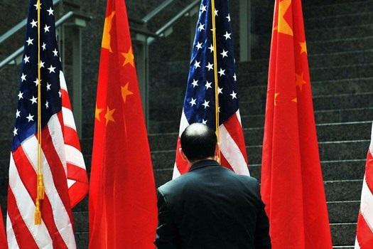 مداخلی آمریکا در امور داخلی چین در موضوع هنگ کنگ