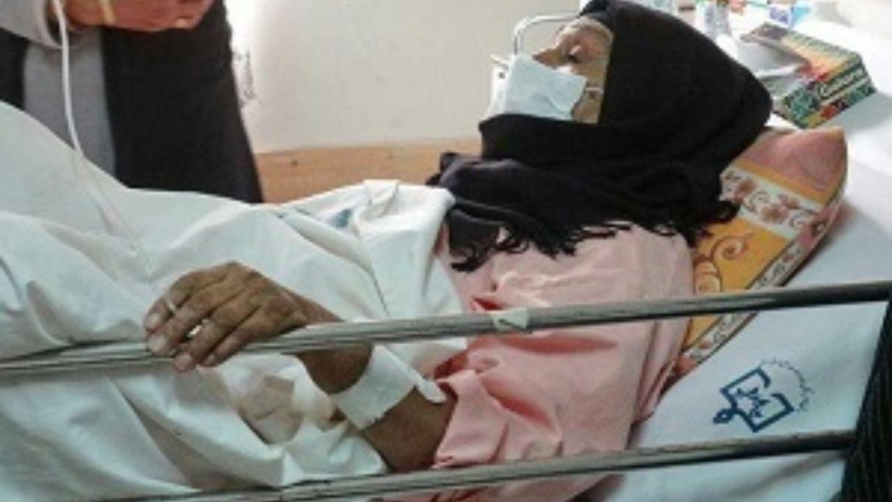 تداوم طوفان شن درسیستان ۱۶۴ نفررا راهی بیمارستان کرد